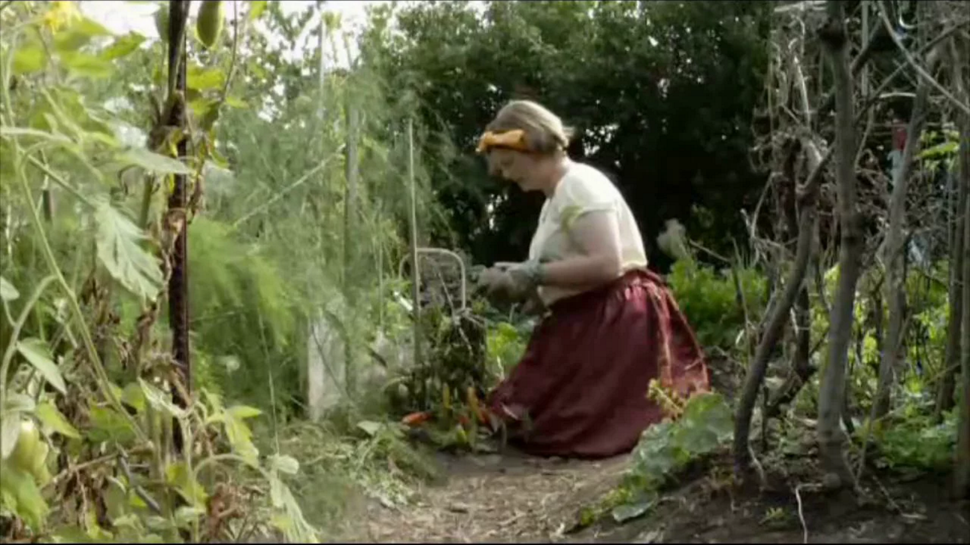 Screen capture from How Does Your Garden Grow