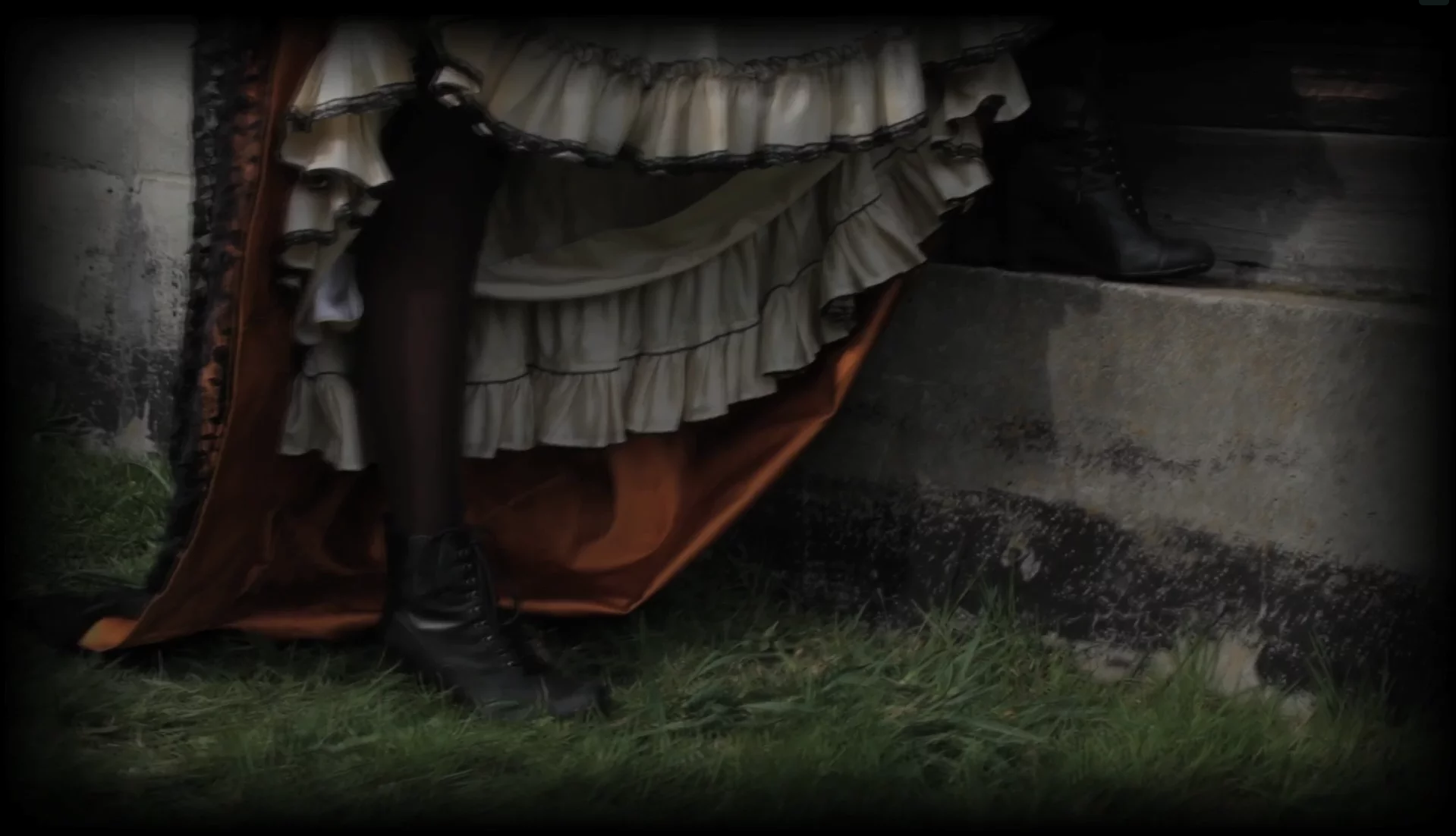 Screen capture from The Stroll: Prostitution through history